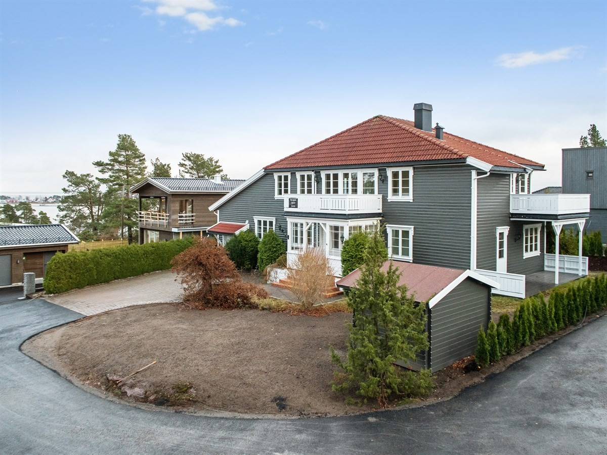 Enebolig - tønsberg - 7 380 000,- - Bakke Sørvik & Partners