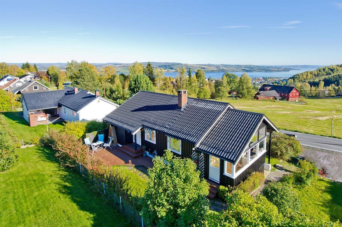 Enebolig - gjøvik - 3 290 000,- - Gjestvang & Partners