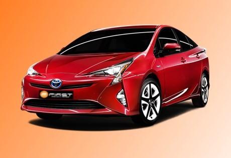 Toyota Prius 5dr