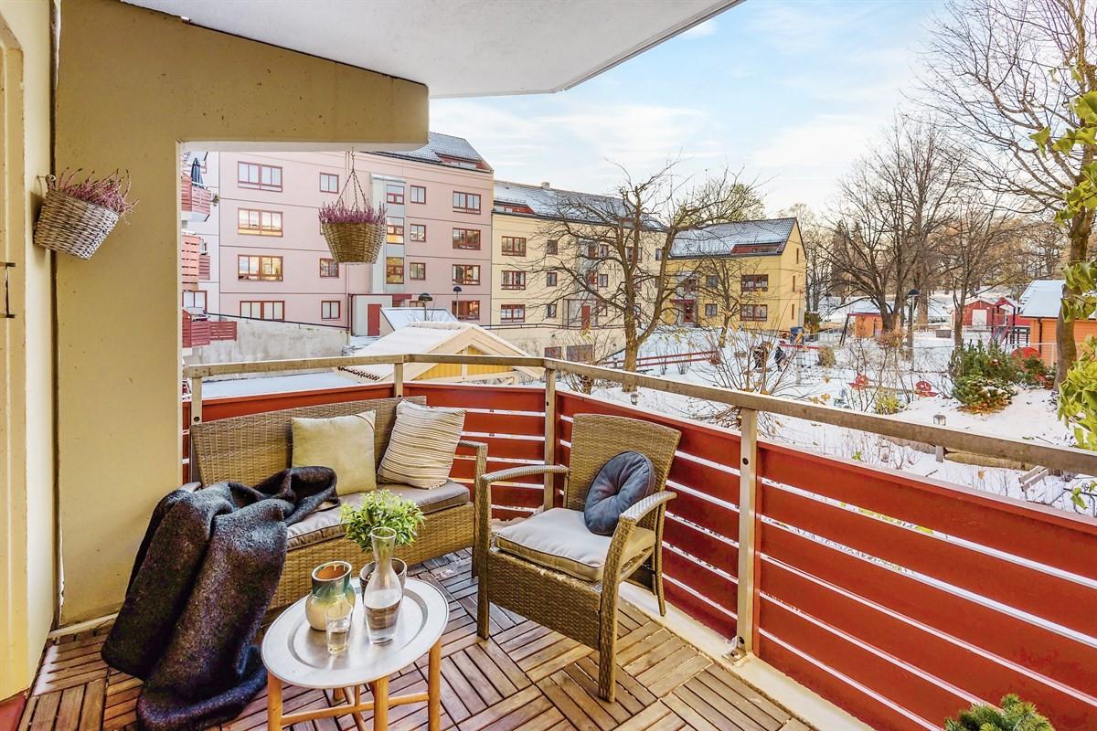 Leilighet - Sagene - Torshov - oslo - 6 500 000,- - Schala & Partners