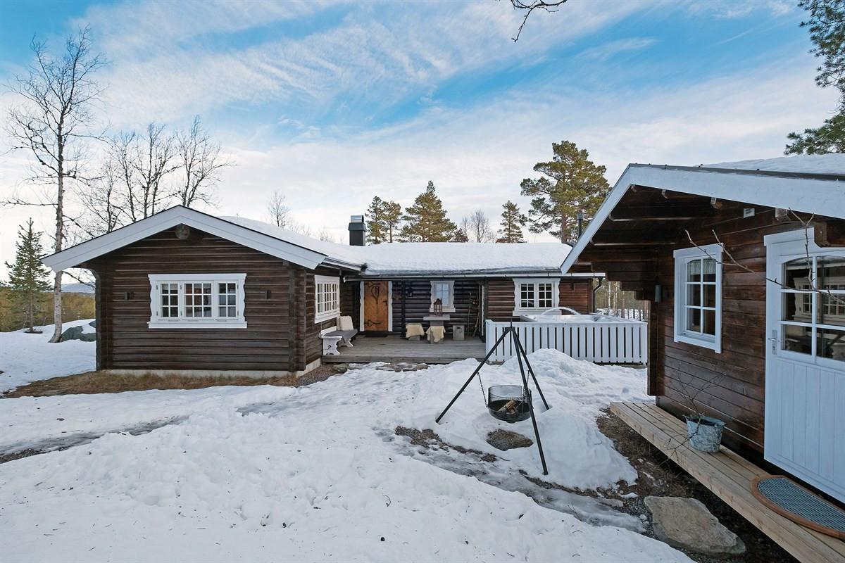 Hytte - lampeland - 2 590 000,- - Bakke Sørvik & Partners