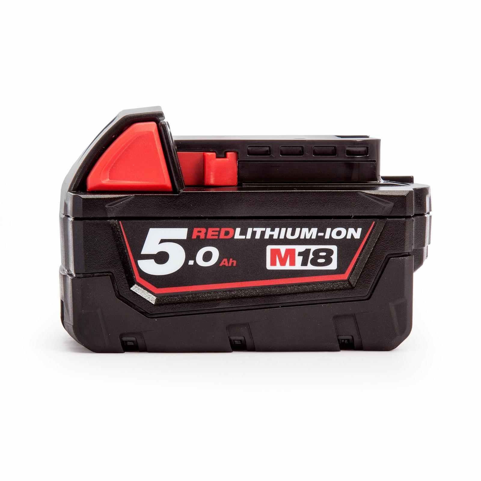 Milwaukee battery 5ah lader | FINN.no