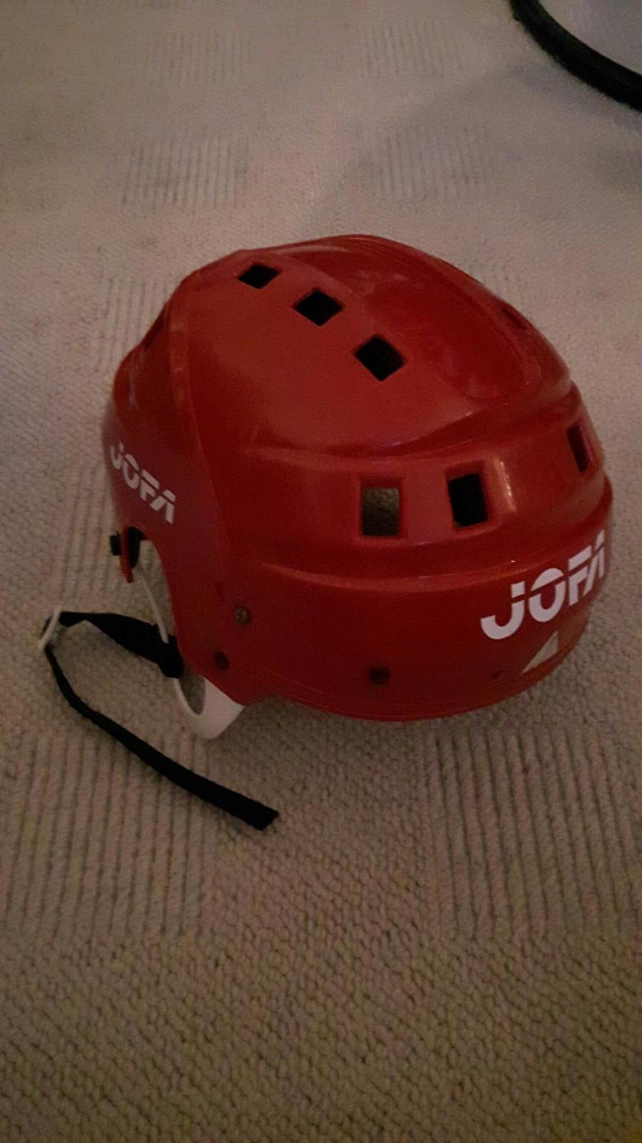 Jofa lekehjelm for skøytesport - Oslo  - Brukt jofa hjelm for f.eks. skøytesport - Oslo