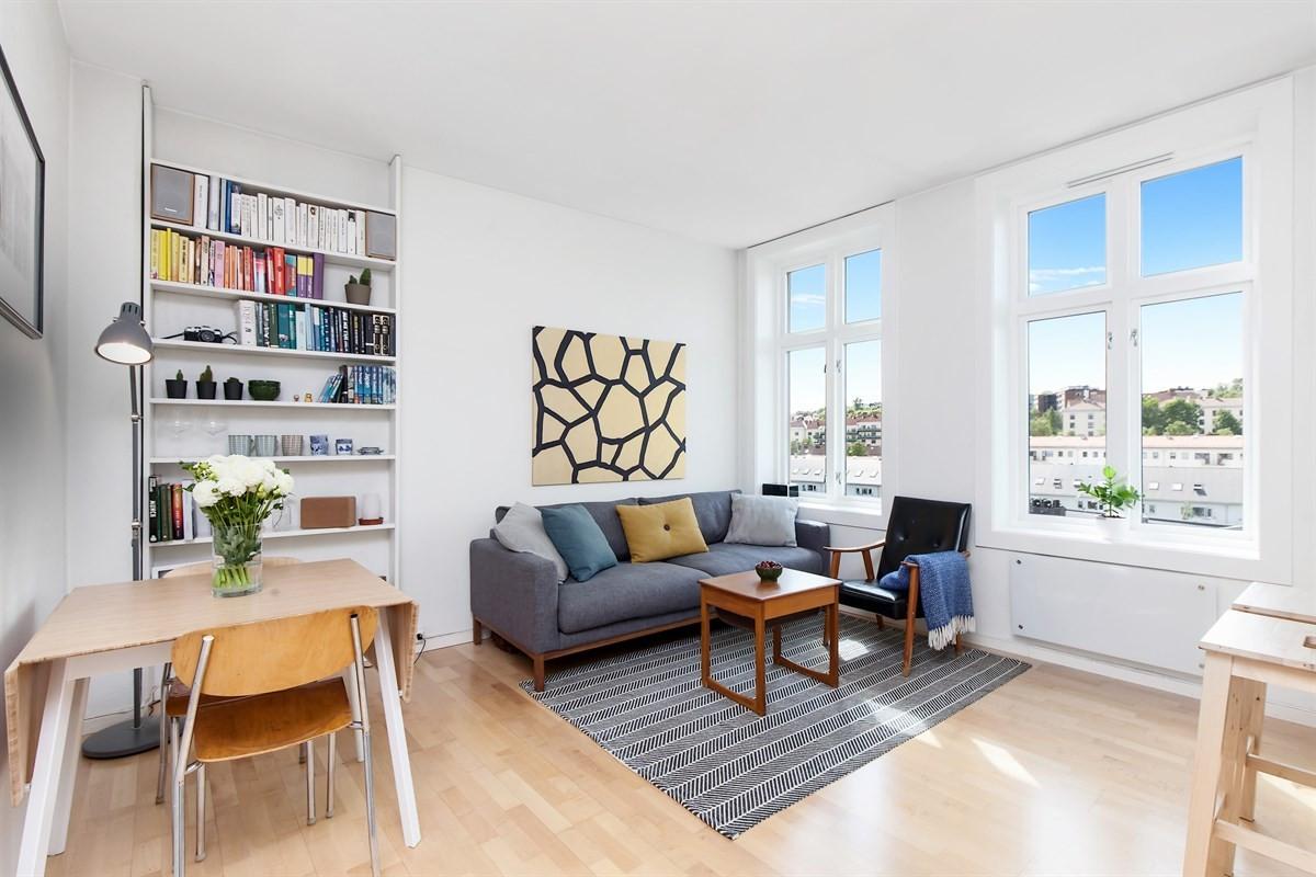 Leilighet - St. Hanshaugen - Ullevål - oslo - 2 300 000,- - Schala & Partners