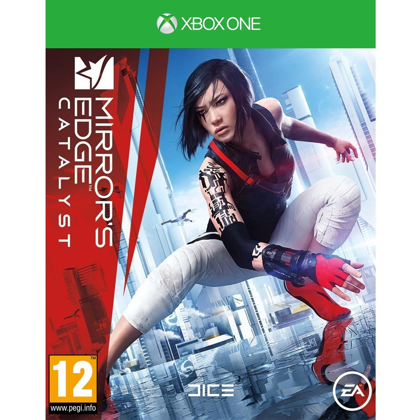 Mirror's Edge Catalyst (Xbox ONE) - Lillesand  - Spillet er lite brukt og kommer med originalkvittering  Kan sendes  Trailer: https://www.youtube.com/watch?v=5GBVMGXXFMw - Lillesand
