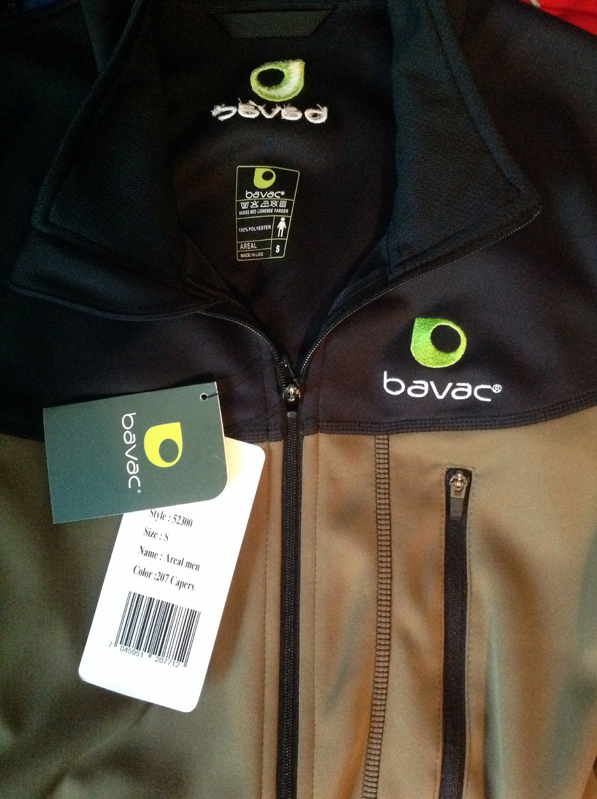 Helt ny jakke fra Bavac herre S | FINN.no