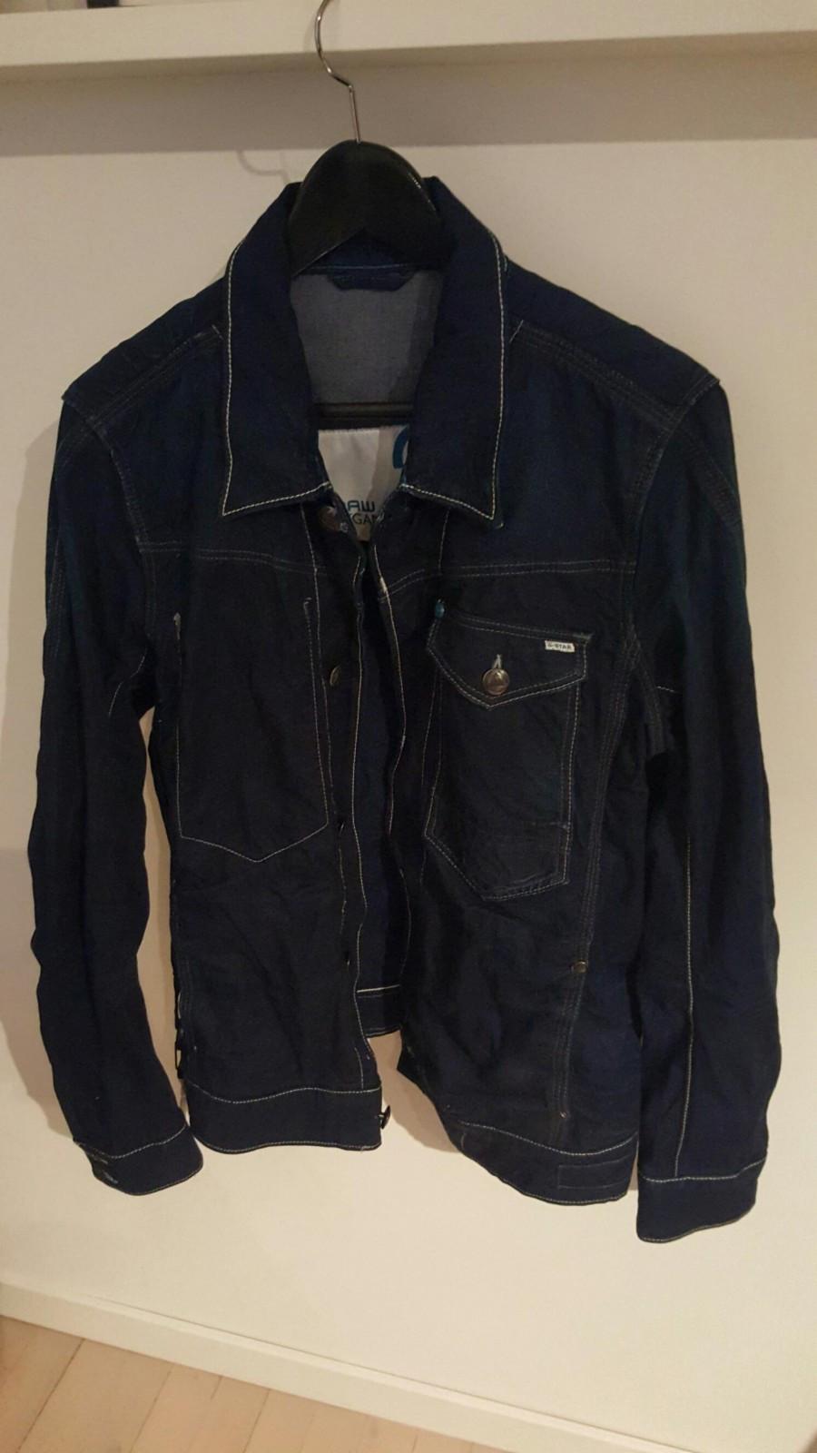 G Star jakke (ubrukt) Strl XL