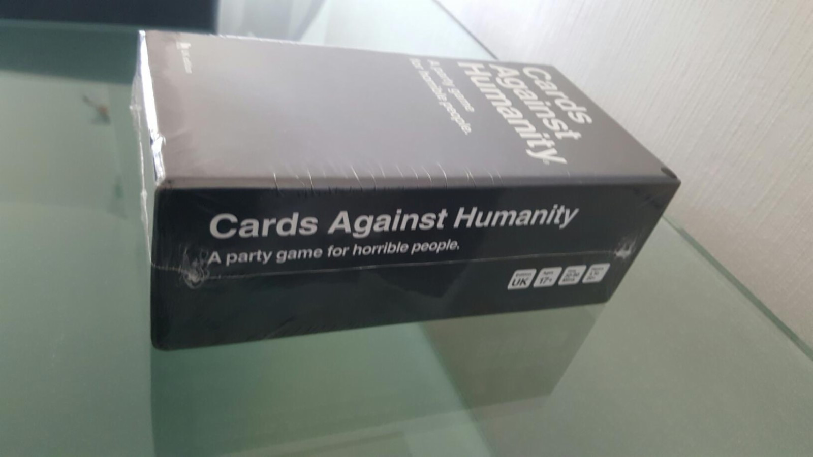 Nytt Cards against humanity - Oslo  - Cards against humanity, uåpnet
