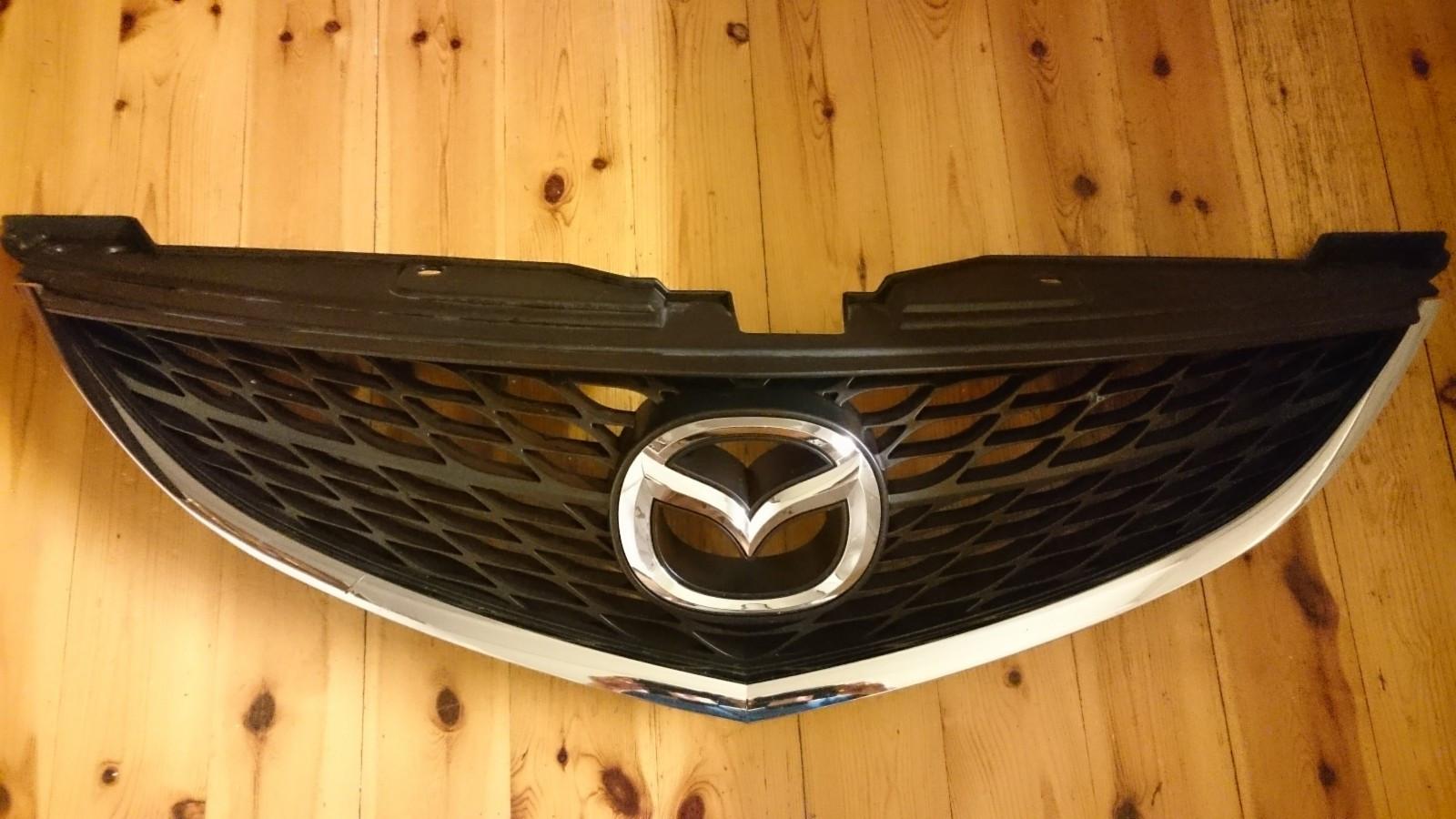 Mazda 6 Grill - Hjelset  - Mazda 6 Grill selges, i nesten strøken stand. Send epost om interresert. Kun kontant betaling, ikke postoppkrav. - Hjelset