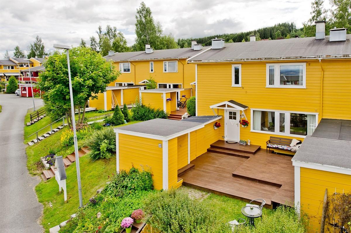 Rekkehus - gjøvik - 1 950 000,- - Gjestvang & Partners