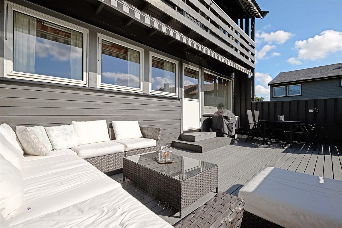Rekkehus - tolvsrød - 2 690 000,- - Bakke Sørvik & Partners