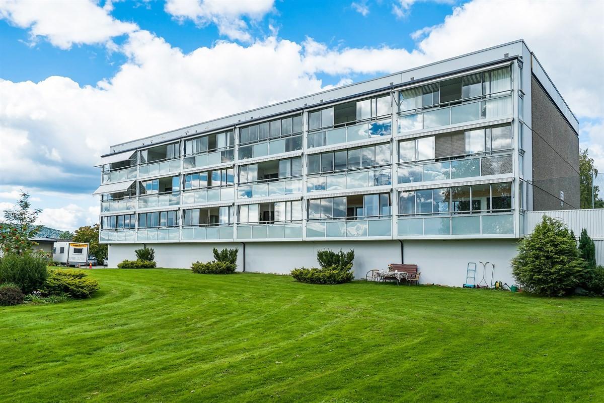 Leilighet - tranby - 1 390 000,- - Meglerhuset & Partners