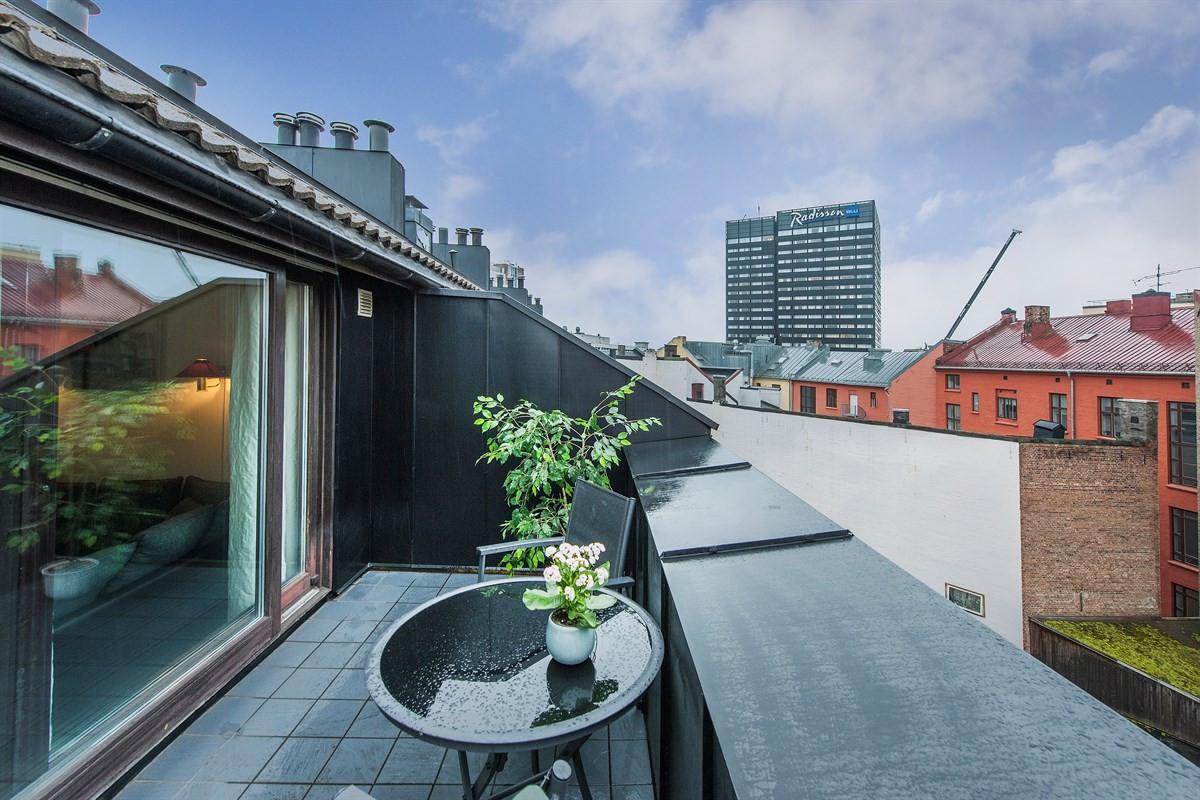Leilighet - Uranienborg - Majorstuen - oslo - 3 300 000,- - Schala & Partners