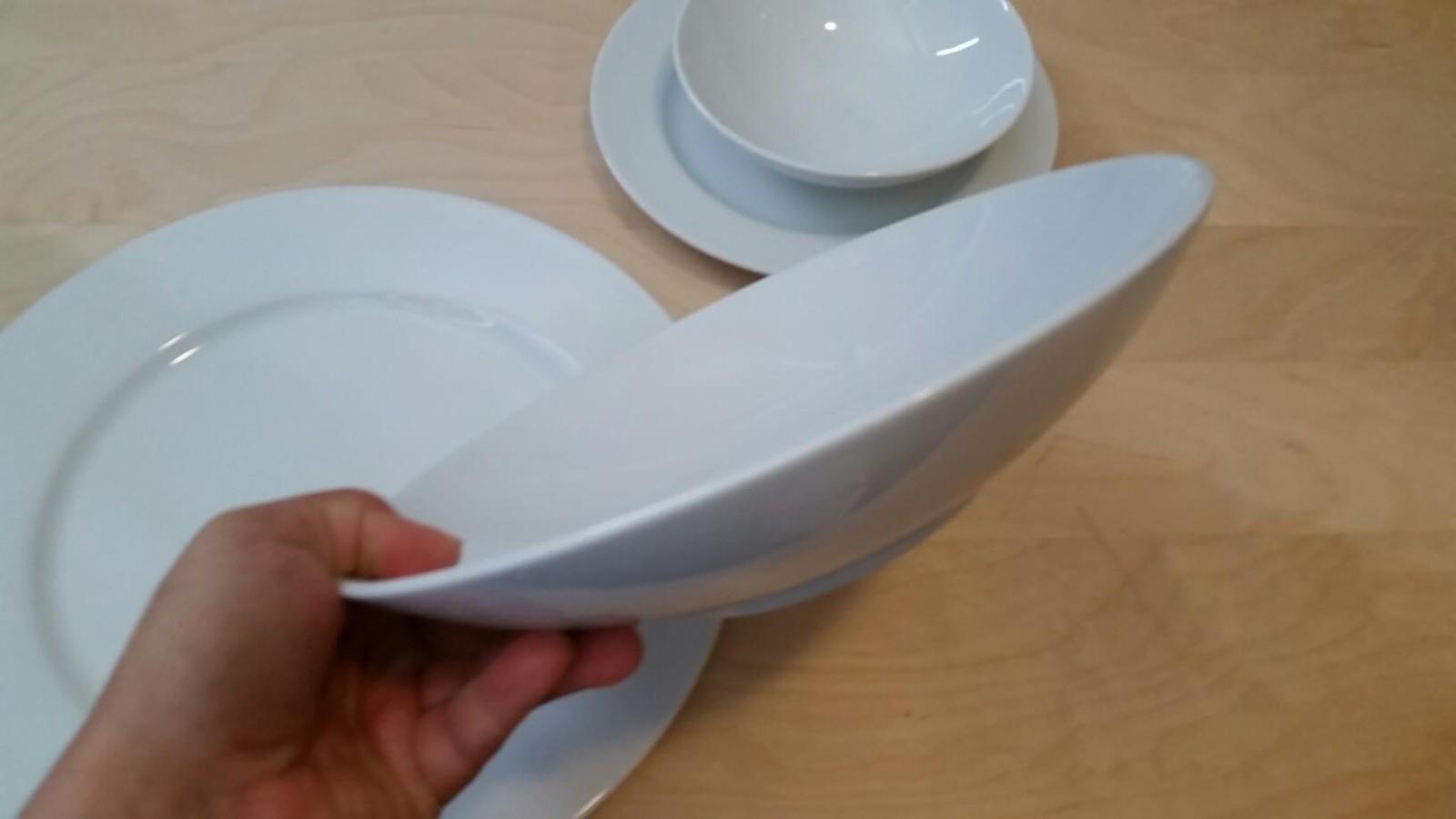 061666d6 Porselen Servise til 12 personer i 60 deler fra Porsgrunn   FINN.no