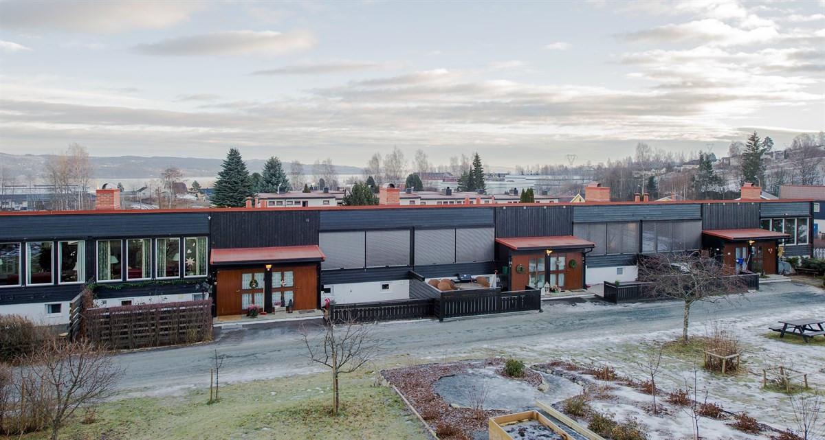 Rekkehus - gjøvik - 2 400 000,- - Gjestvang & Partners