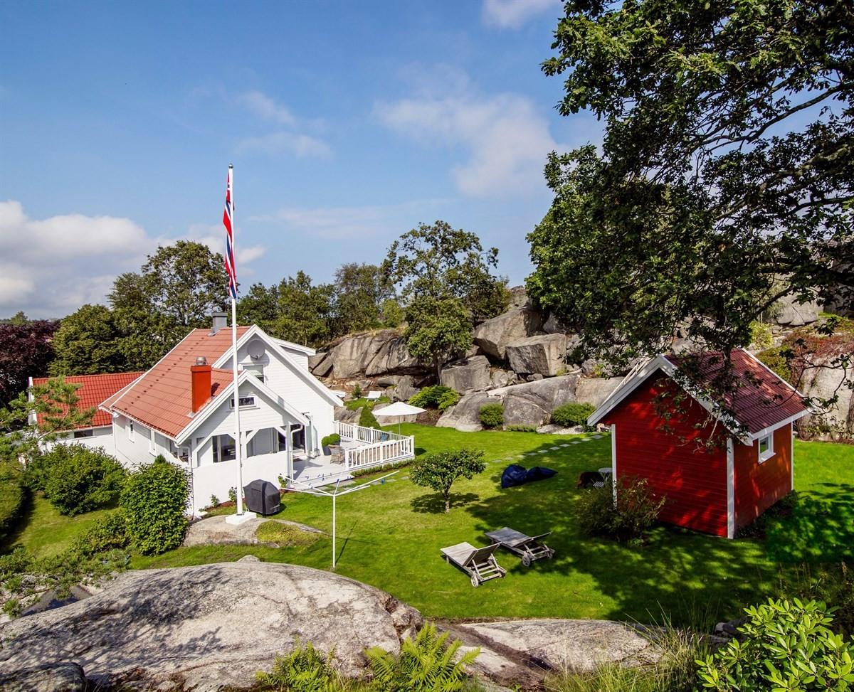 Enebolig - tjøme - 7 800 000,- - Bakke Sørvik & Partners
