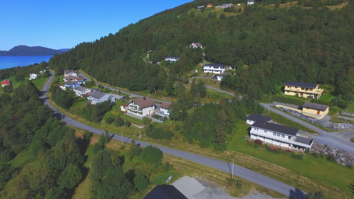 Velkommen til Kursethagen 4.