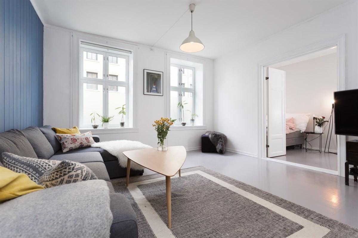 Schala & Partners Torshov - Leilighet - Gamle Oslo - 4 250 000,-