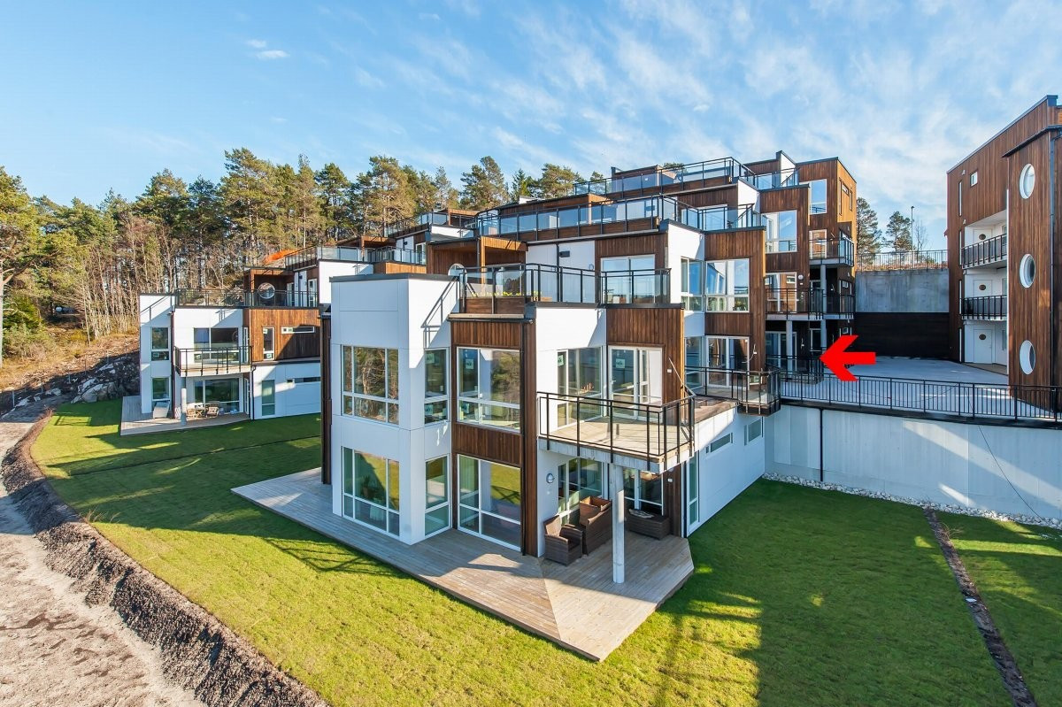 Meglerhuset & Partners Arendal - Leilighet - 2 370 000,-