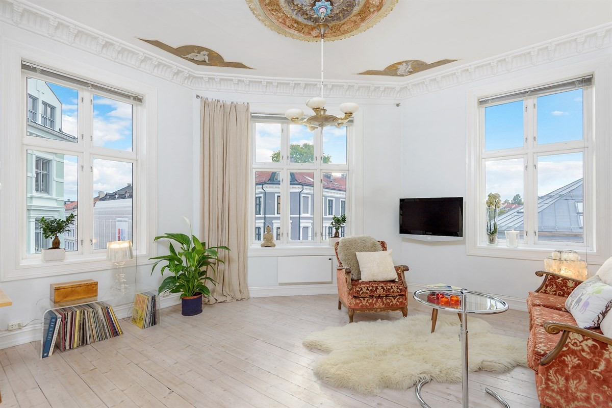 Leilighet - Grünerløkka - Sofienberg - oslo - 6 000 000,- - Schala & Partners