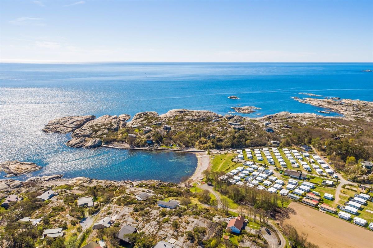 Leinæs & Partners Larvik - Hyttetomt - 1 250 000,-