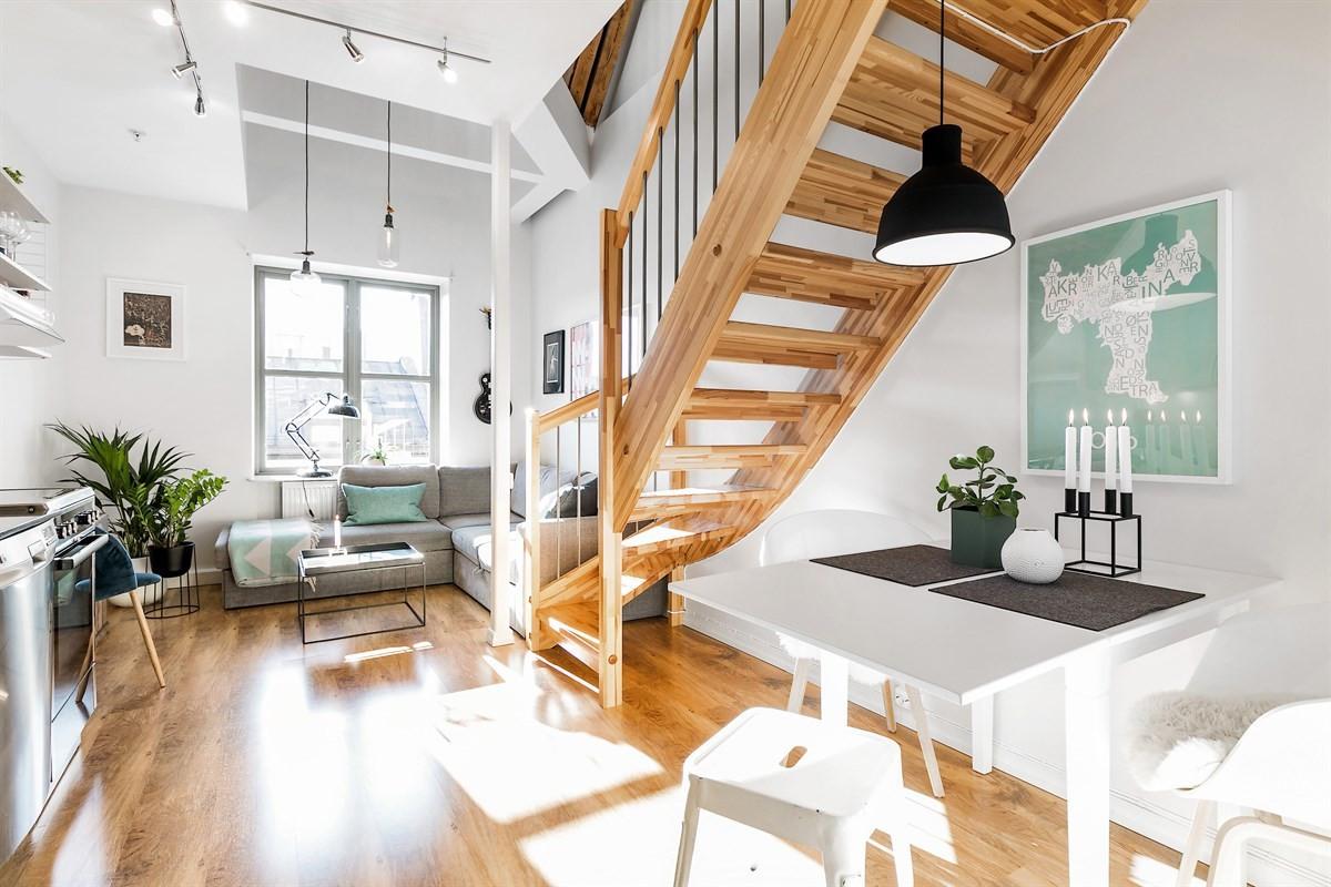 Leilighet - St. Hanshaugen - Ullevål - oslo - 3 900 000,- - Schala & Partners