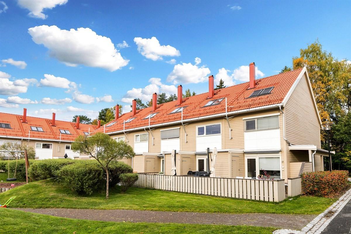 Rekkehus - Lambertseter - oslo - 7 500 000,- - Schala & Partners