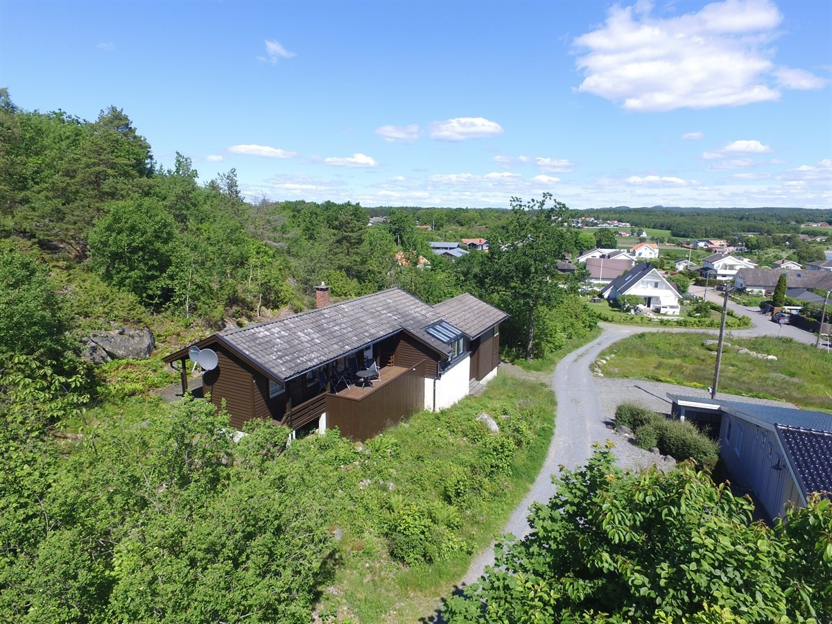 Hytte - nevlunghavn - 3 490 000,- - Leinæs & Partners