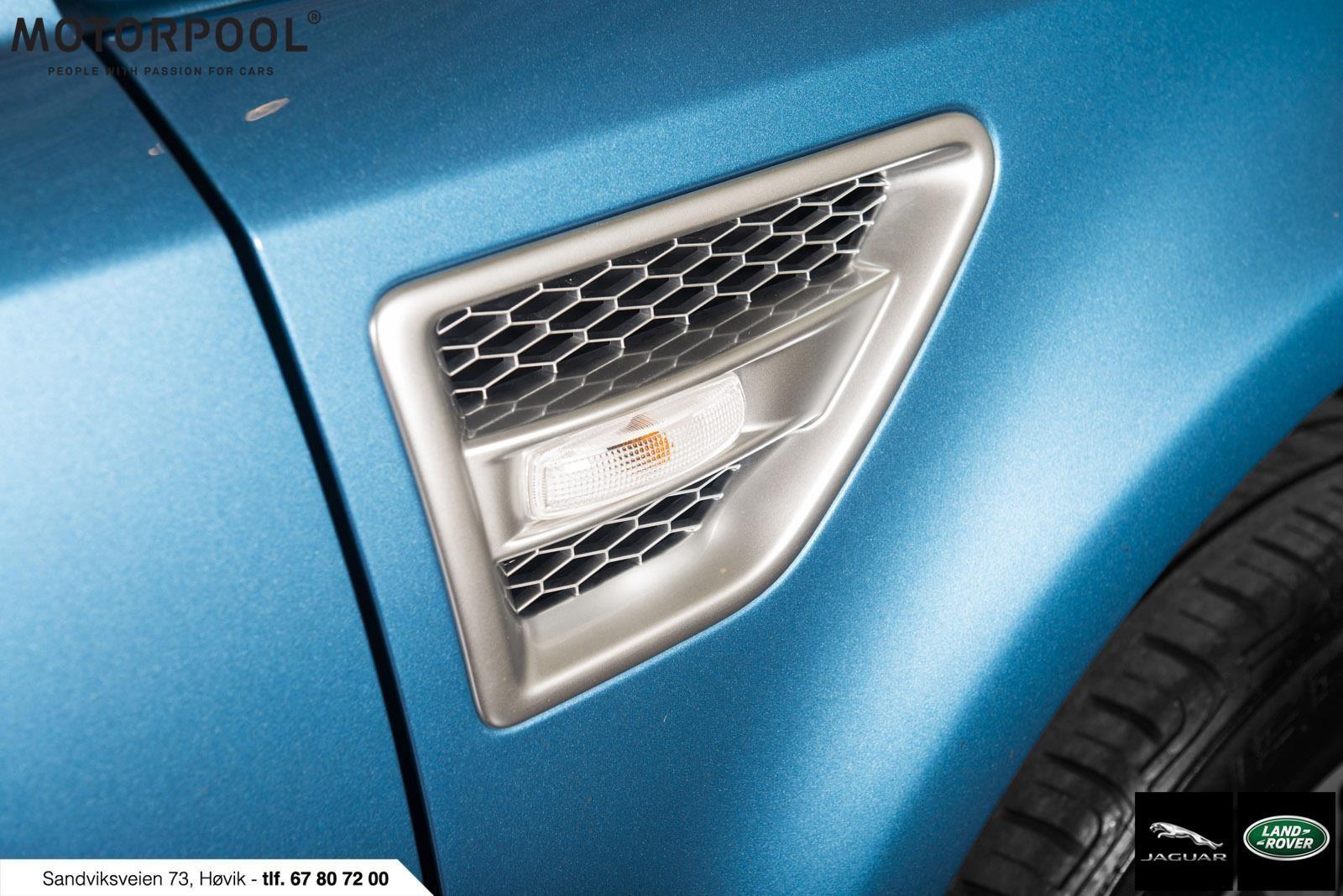 Bruktbil Land Rover Freelander 2015 73400km Motorpool