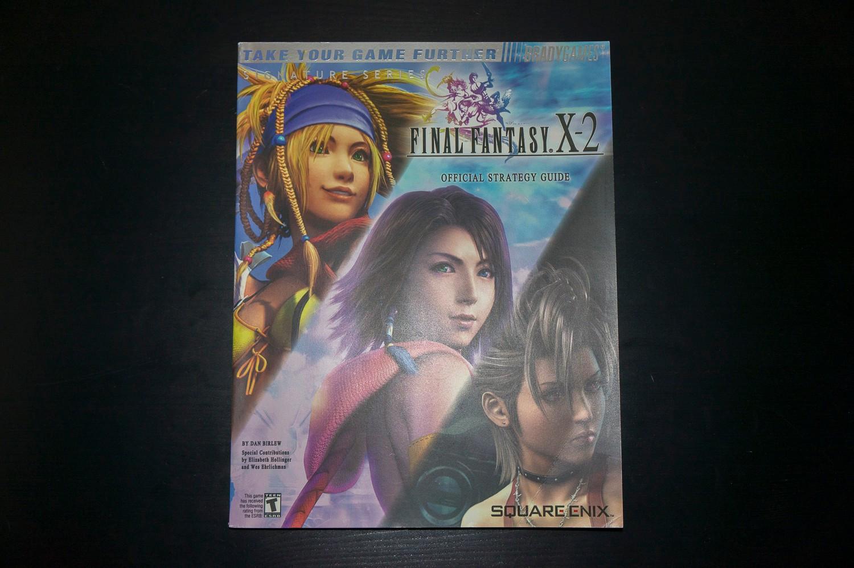 Final Fantasy X-2 BradyGames Official Strategy Guide - Trondheim  - Final Fantasy X offisiell strategiguide av BradyGames. Lett bruksslitasje på omslag, ellers i utmerket stand.  Har også masse andre Final Fantasy strategiguider til salgs.  Se bilder for detaljer.  L - Trondheim