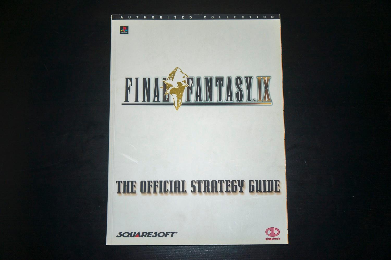 Final Fantasy IX Piggyback Official Strategy Guide - Trondheim  - Final Fantasy IX offisiell strategiguide av Piggyback. Lett bruksslitasje på omslag, ellers i utmerket stand.  Har også masse andre Final Fantasy strategiguider til salgs.  Se bilder for detaljer.  L - Trondheim