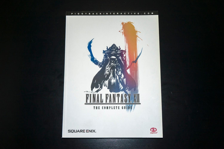 Final Fantasy XII Piggyback Official Strategy Guide - Trondheim  - Final Fantasy XII offisiell strategiguide av Piggyback. Lett bruksslitasje på omslag, ellers i utmerket stand.  Har også masse andre Final Fantasy strategiguider til salgs.  Se bilder for detaljer.   - Trondheim