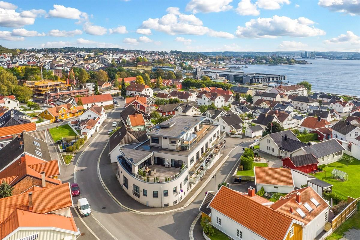 Leilighet - larvik - 12 700 000,- - Leinæs & Partners