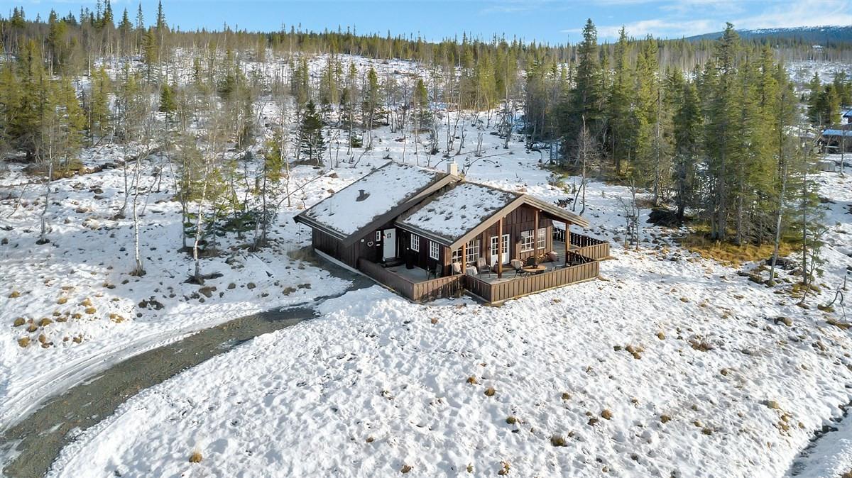 Hytte - nord-torpa - 2 890 000,- - Gjestvang & Partners