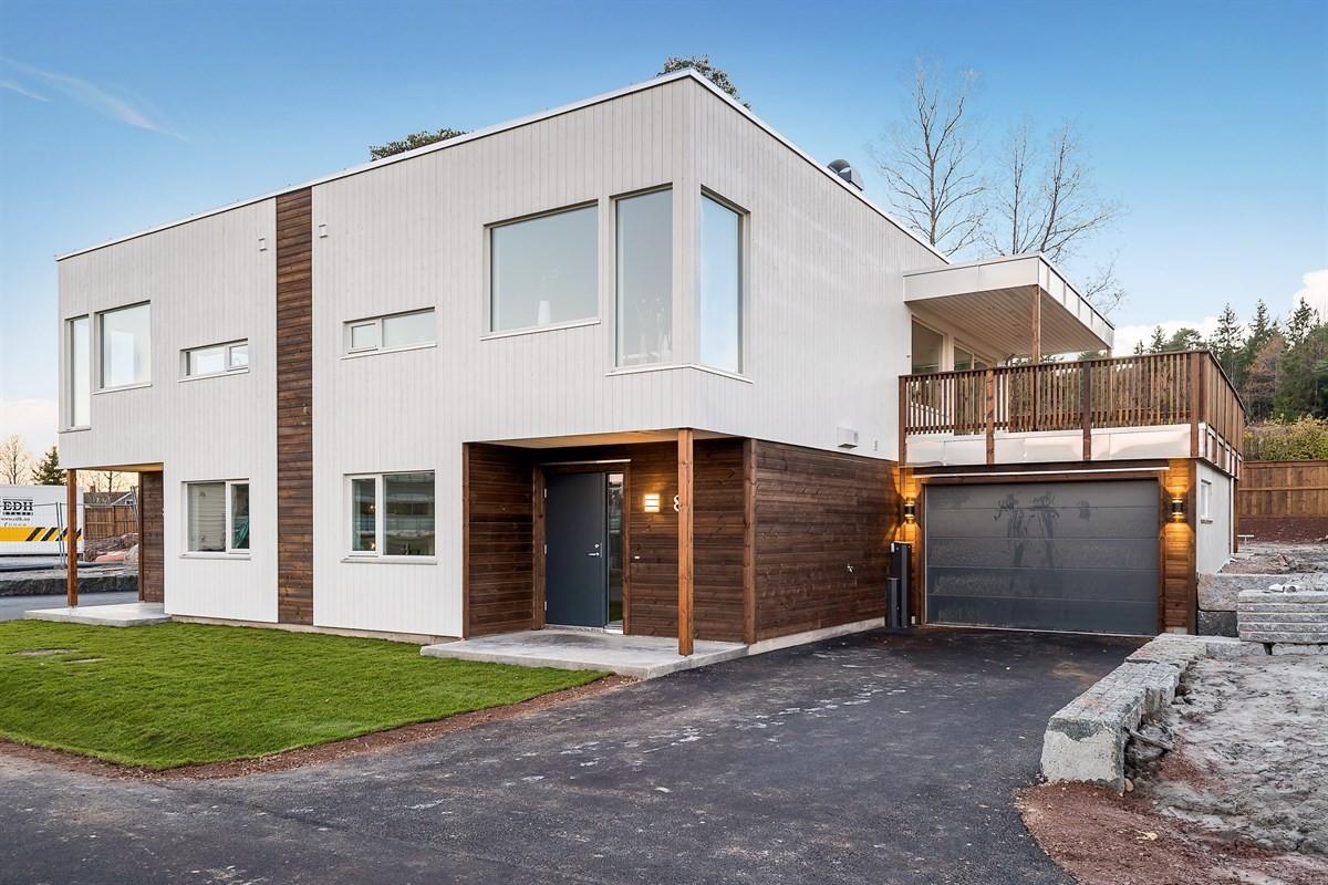 Bakke Sørvik & Partners Tønsberg - Enebolig - 5 490 000,-