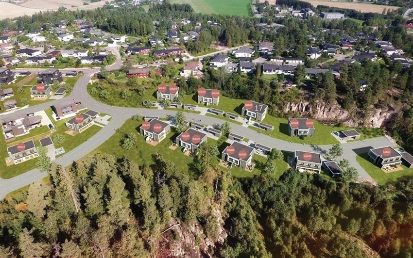 Meglerhuset & Partners Drammen - Enebolig - 4 290 000 til 5 800 000,-