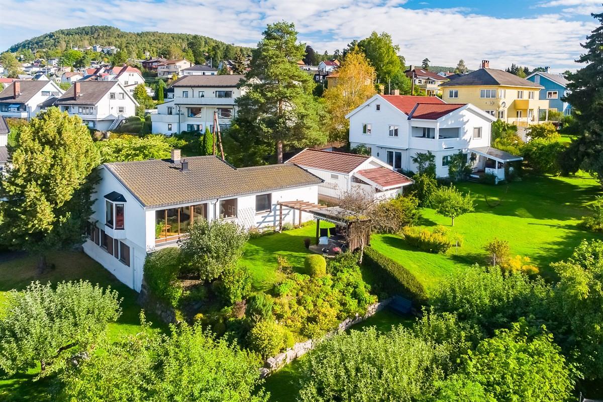 Enebolig - Grefsen - Kjelsås - oslo - 12 000 000,- - Schala & Partners