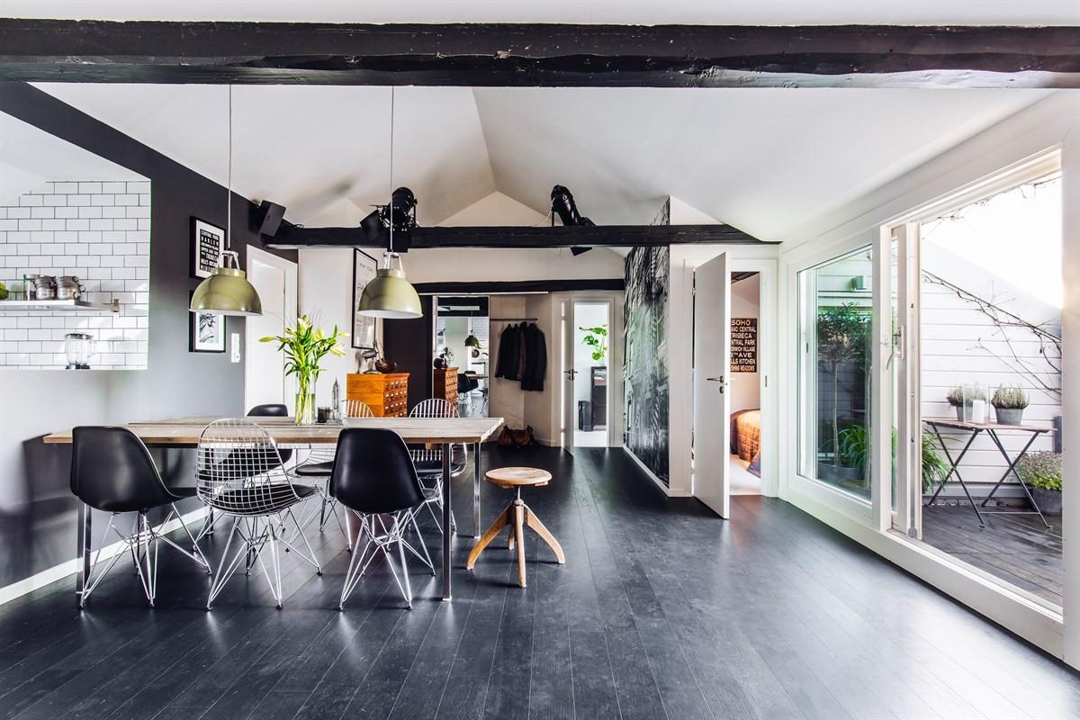 Leilighet - Grünerløkka - Sofienberg - oslo - 4 450 000,- - Schala & Partners