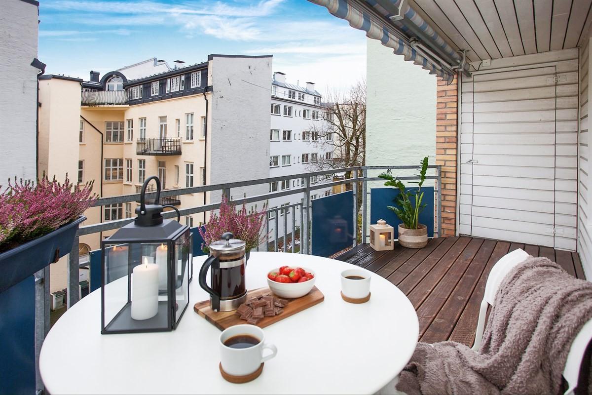 Leilighet - Homansbyen - Bislett - oslo - 4 200 000,- - Schala & Partners