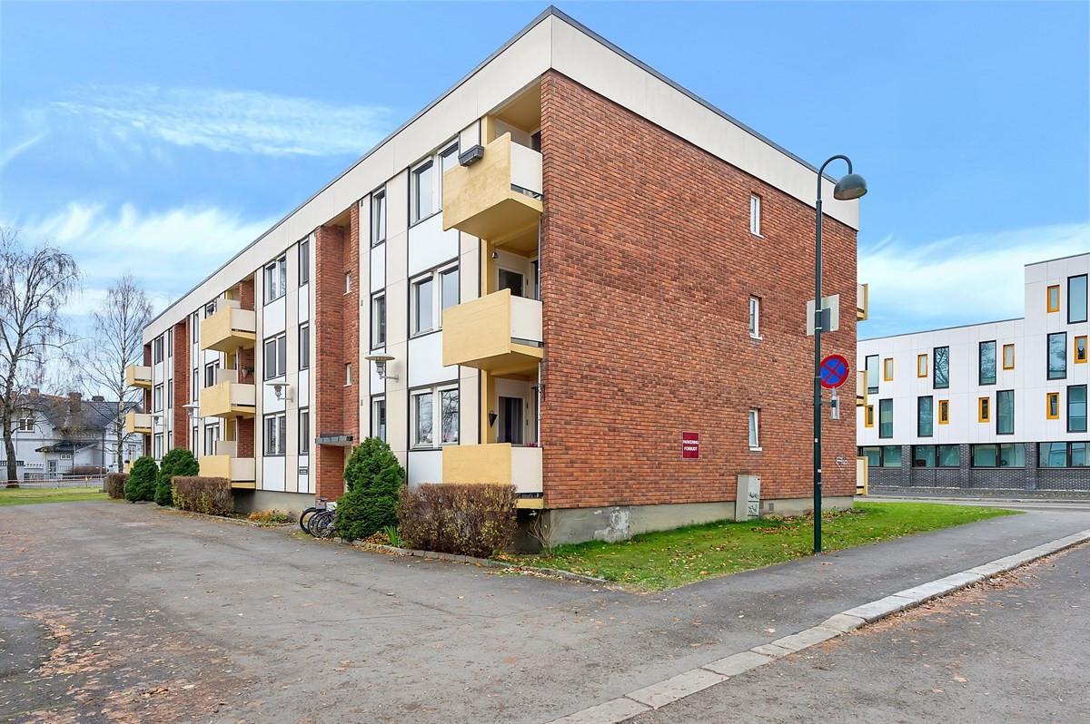 Gjestvang & Partners Gjøvik - Leilighet - 1 450 000,-