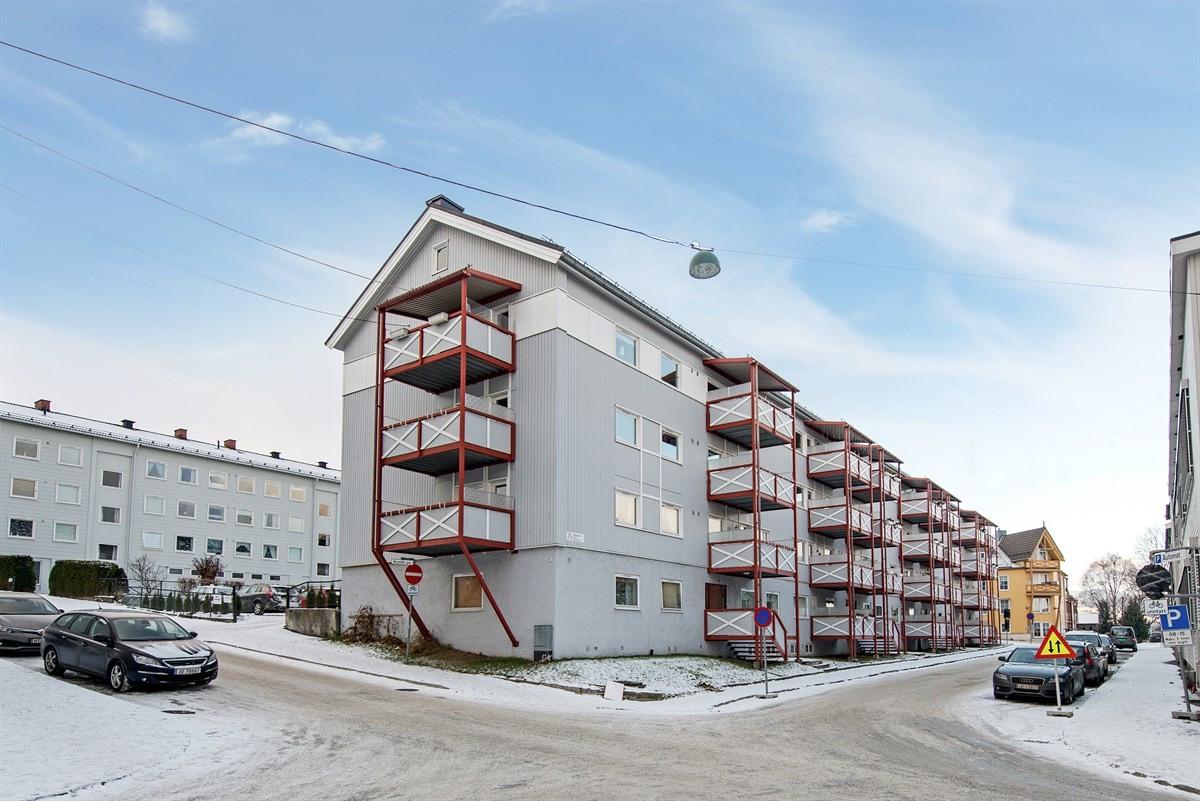 Gjestvang & Partners Gjøvik - Leilighet - 1 750 000,-