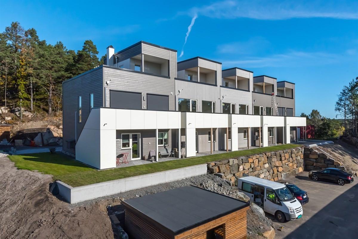 Rekkehus - færvik - 3 693 000 til 3 893 000,- - Meglerhuset & Partners
