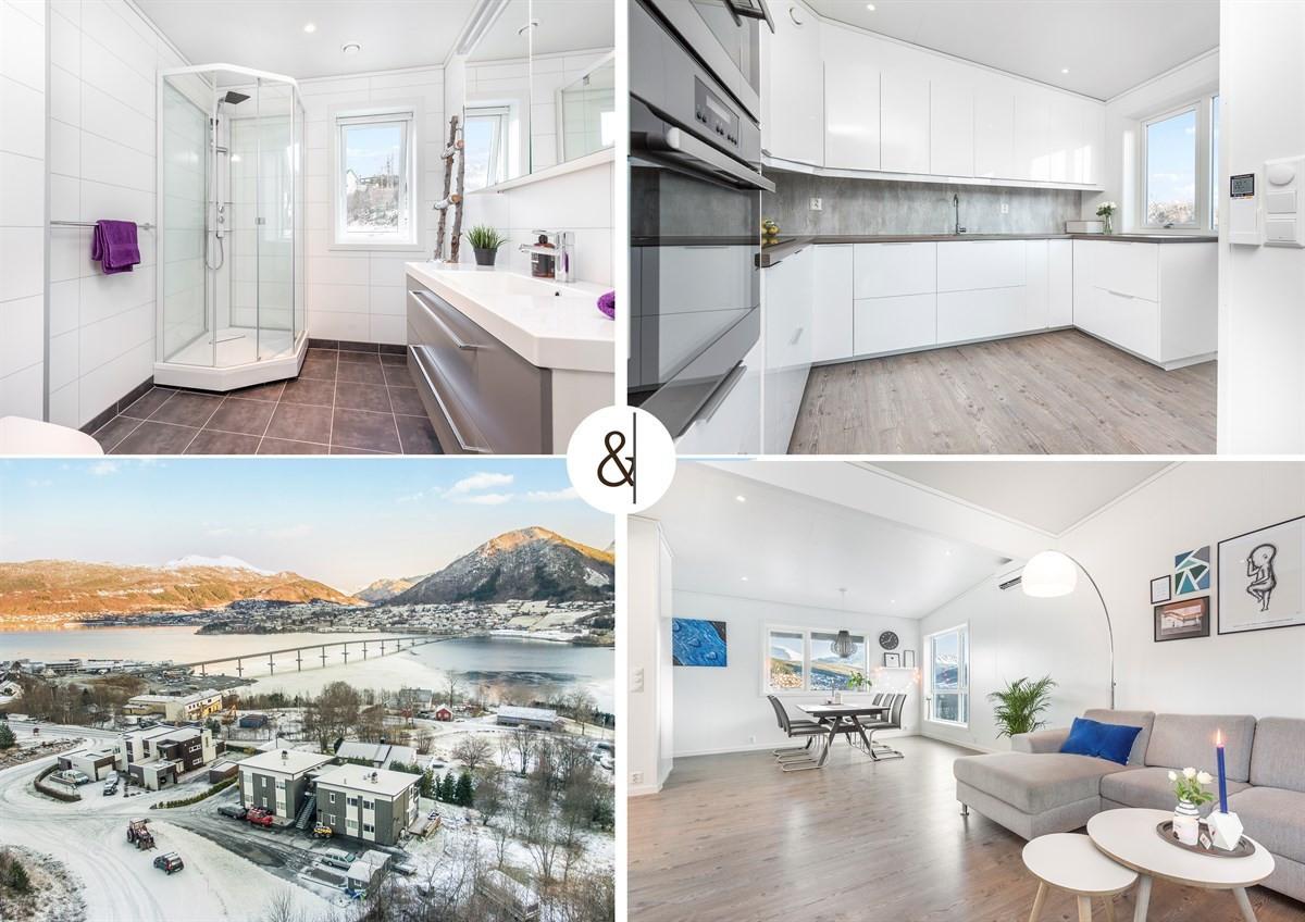 Aursnes & Partners Sykkylven / Stranda - Leilighet - 2 200 000,-
