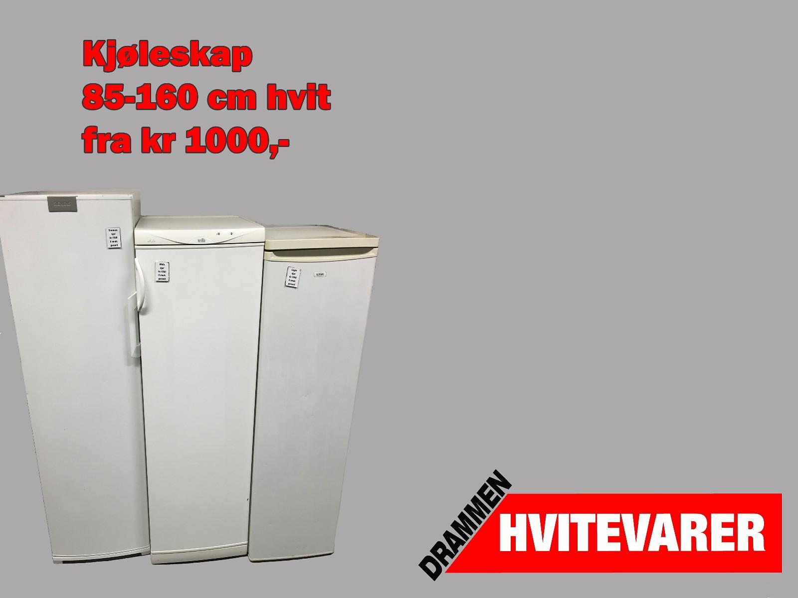 Siste BRUKT; Kjøl/Kombiskap 80CM-200 CM med garanti | FINN.no KX-81