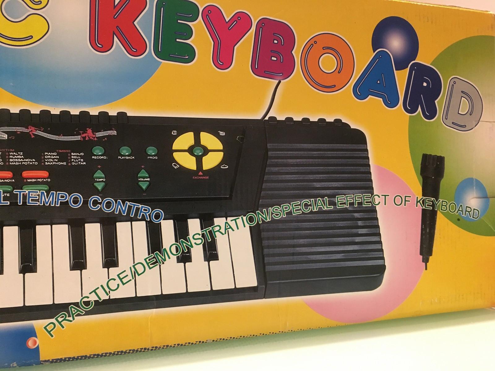 Electronic keyboard - Drammen  - Uåpnet eske helt ny. Tileget barn. - Drammen