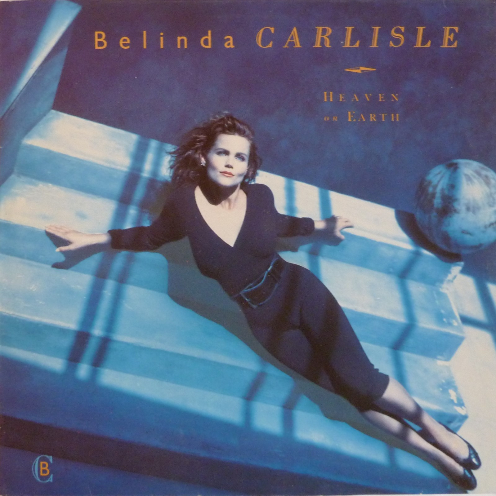 "Belinda Carlisle - Heaven on Earth (1987) - Ski  - Belinda Carlisle - Heaven on Earth. Utgitt på MCA Records, US 1987. Vinyl album 12"". Label MCA-42080.