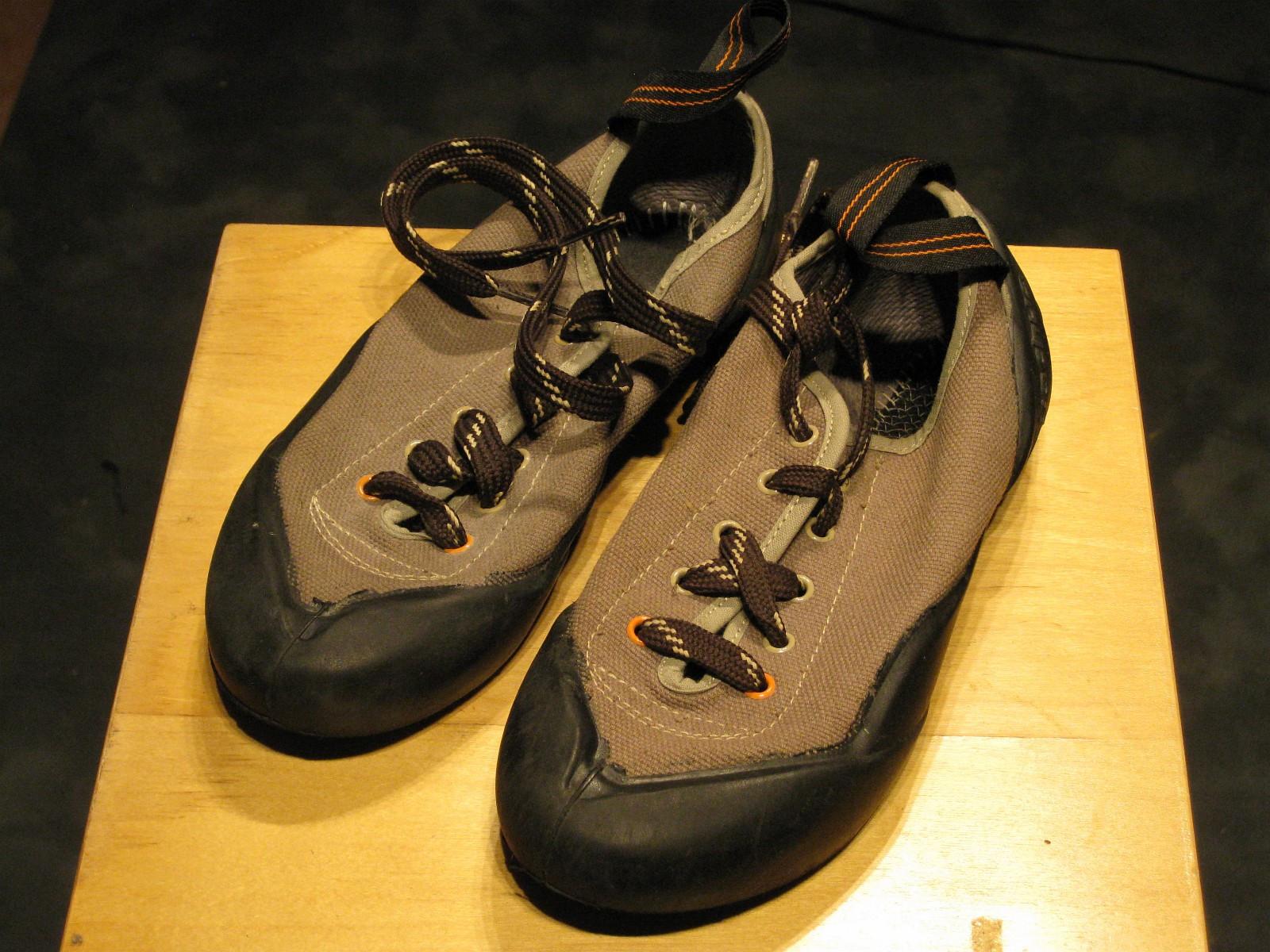 Klatresko 37 - Kråkstad  - Quechua size 37 (but good for size 38) good for beginners - Kråkstad