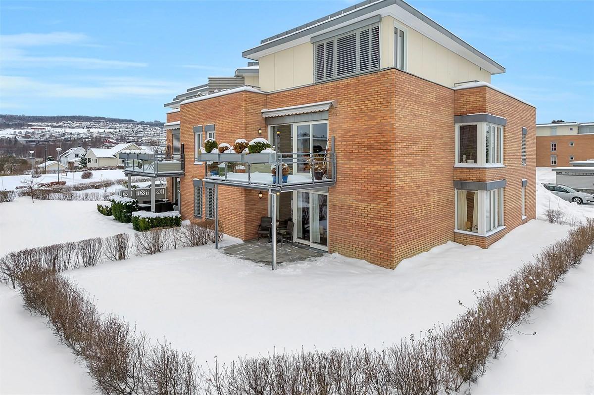 Gjestvang & Partners Gjøvik - Leilighet - 3 950 000,-