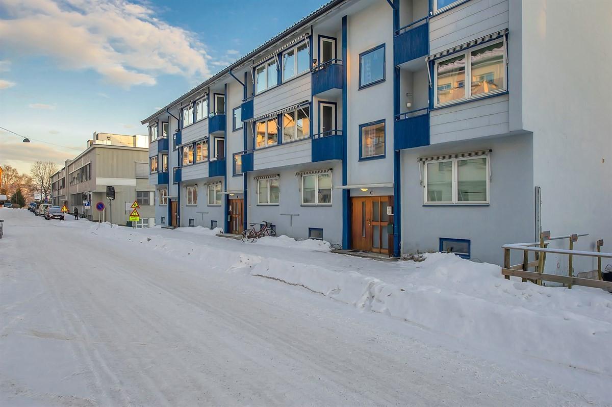 Gjestvang & Partners Gjøvik - Leilighet - 1 600 000,-