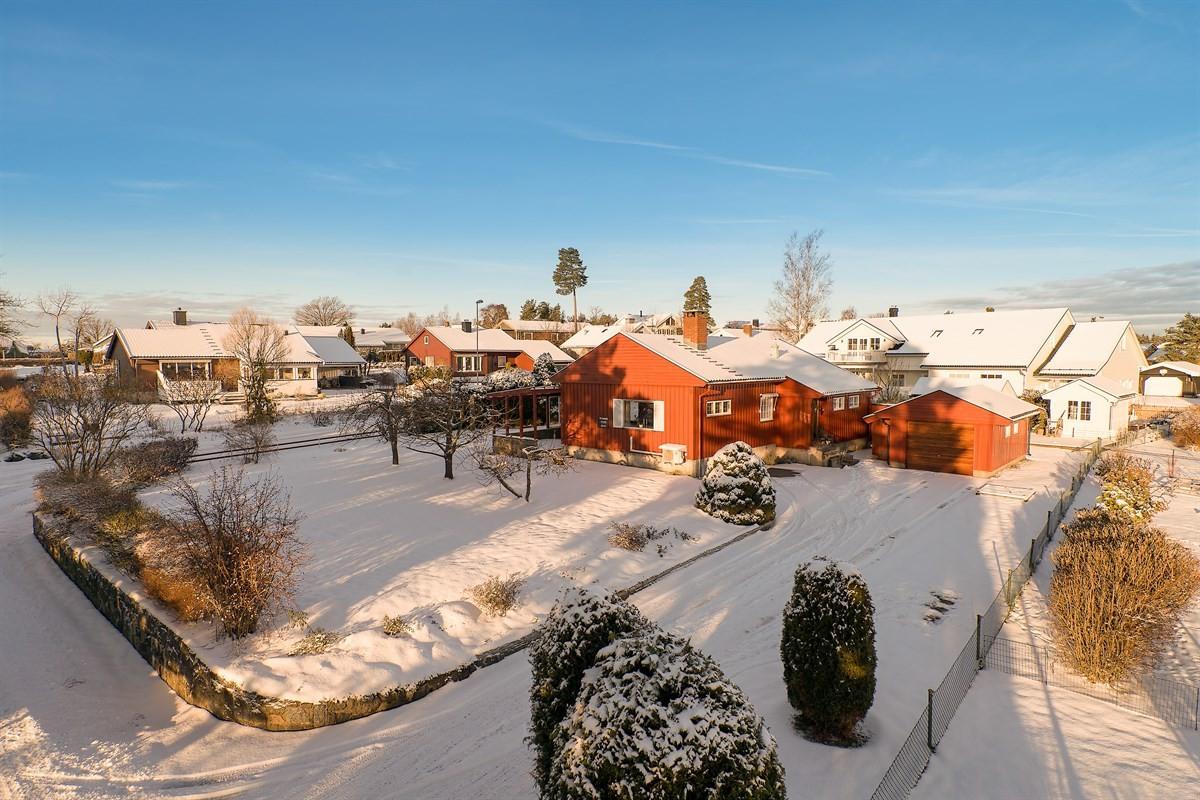 Bakke Sørvik & Partners Tønsberg - Enebolig - 3 350 000,-